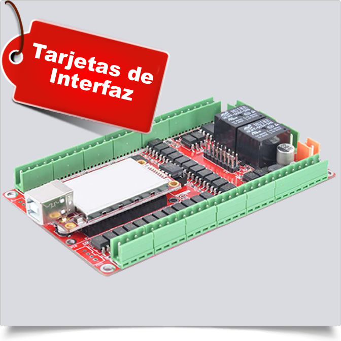TARJETAS de Interface